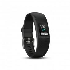 Bratara electronica fitness Garmin Vivofit 4 Negru