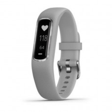 Bratara electronica fitness Garmin Vivosmart 4 Gri S/M