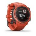Smartwatch Garmin Instinct Solar GPS Watch Flame Red WW
