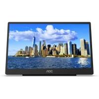 Monitor portabil AOC 16T2 Full HD