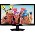Monitor LED Philips 200V4LAB2/00 HD Black