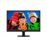 Monitor LED Philips 203V5LSB26/10 Negru
