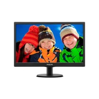 Monitor LED Philips 203V5LSB26/10 Negru