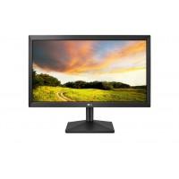 Monitor LED LG 20MK400H-B HD Negru