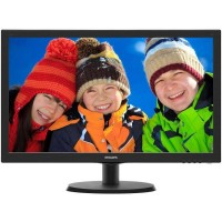 Monitor LED Philips 223V5LHSB2 FULL HD Black