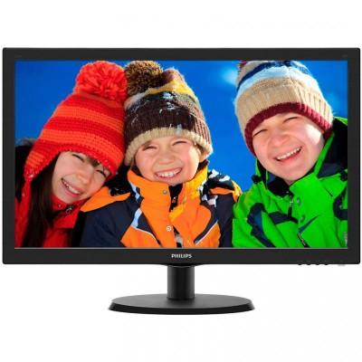 Monitor LED Philips 223V5LSB/00 Full Hd Black