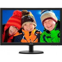 Monitor LED Philips 223V5LSB2/10 Full HD Wide Negru