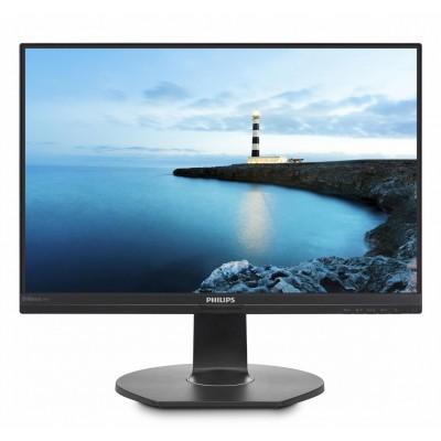 Monitor LED Philips  241B7QUPEB/00 Full HD Black