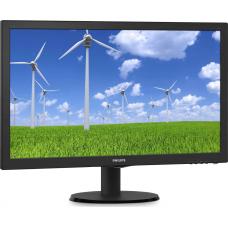 Monitor curbat Philips 243S5LDAB/00 FHD