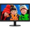 Monitor LED Philips 243V5LHAB/00 Wide Full Hd Negru