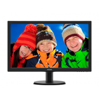 Monitor LED Philips 243V5LHSB/01 Full HD Black