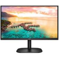 Monitor LED AOC 24B2XH FHD Black