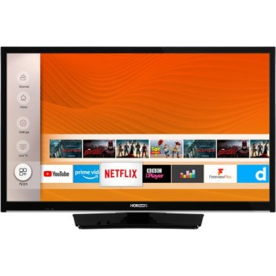 LED TV Smart Horizon 24HL6130H/B HD