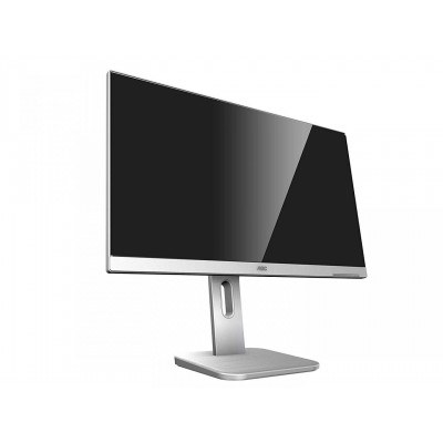 Monitor LED AOC 24P1/GR FHD Argintiu