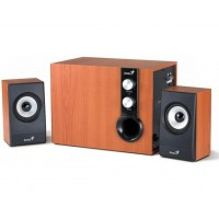 Boxe 2.1 Genius SW-HF2.1 1205 Cherry (wood)