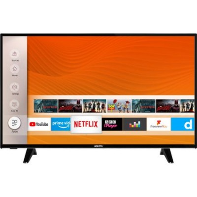LED TV Smart Horizon 43HL6330F/B FULL HD