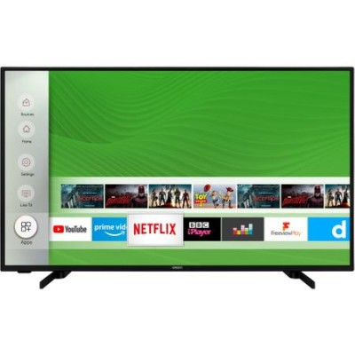 LED TV Smart Horizon 43HL7530U/B 4K UHD