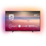 LED TV SMART Philips 43PUS6704/12 4K UHD