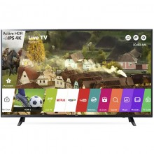 LED TV LG SMART 43UJ620V 4K UHD