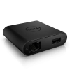 Adaptor Dell 470-ABRY USB-C to HDMI/VGA/Ethernet/USB