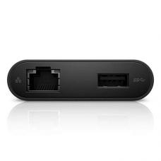 Adaptor Dell 470-ABRY USB-C to HDMI/VGA/Ethernet/USB