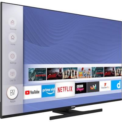 LED TV Smart Horizon 50HL8530U/B  4K UHD