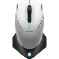 Mouse gaming wireless Alienware 610M Lunar Light