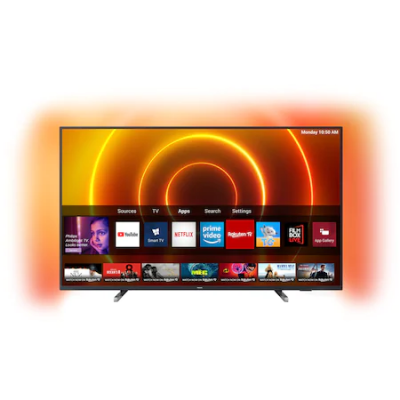 LED TV Smart Philips 58PUS7805/12 4K UHD