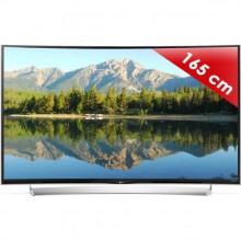 LED TV 3D SMART LG 65UG870V UHD CURBAT