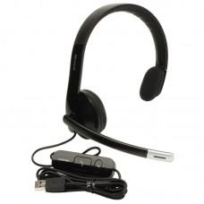 Casti Microsoft cu microfon LifeChat LX-4000 USB