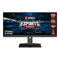 Monitor Gaming IPS LED MSI Optix MAG301RF WFHD
