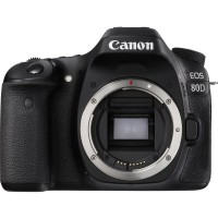 Camera foto Canon EOS-80D BODY Wifi Black 24Mp