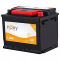 Baterie auto nJoy Loge 12V 60aH pentru Ups de centrale