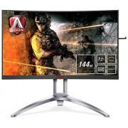 Monitor LED Aoc AG273QCX WQHD Black
