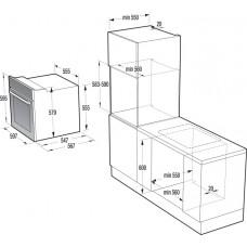 Cuptor electric Gorenje BO615E01XK