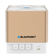 Boxa portabila Blaupunkt Bluetooth cu radio si MP3 player  BT02GOLD
