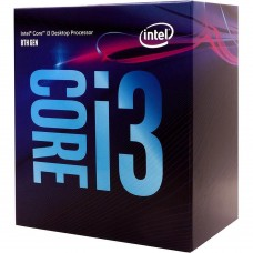 Procesor Intel Core i3-8100 4 nuclee