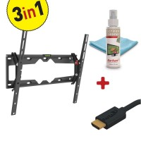 """Suport perete Barkan LCD/LED plat/curbat 29""""-65"""" CM310+.B"""