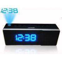 Radio cu ceas Blaupunkt cu încărcarea prin USB și proiecție de timp CRP8BK