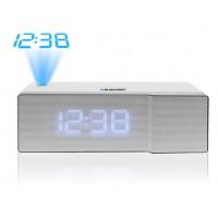 Radio cu ceas Blaupunkt cu încărcarea prin USB și proiecție de timp CRP8WH