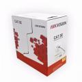 Cablu U UTP categoria 5e Hikvision DS-1LN5E-S 305m