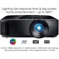 Videoproiector Optoma HD146X 3600 lumeni