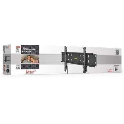 """Suport perete Barkan LCD - Plasma 12"""" - 56"""" E30.B"""
