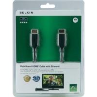 Cablu HDMI Belkin male-male 2m F3Y021BF2M High Speed