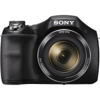 Camera foto Sony Cyber-Shot H300 Black + Card 8GB + incarcator cu 4 acumulatori R6
