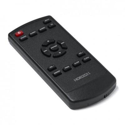 Radio cu ceas Horizon Acustico HAV-P4200  Qi Wireless Charging