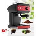 Espressor de cafea Heinner HEM-1100BKRD 15 bar