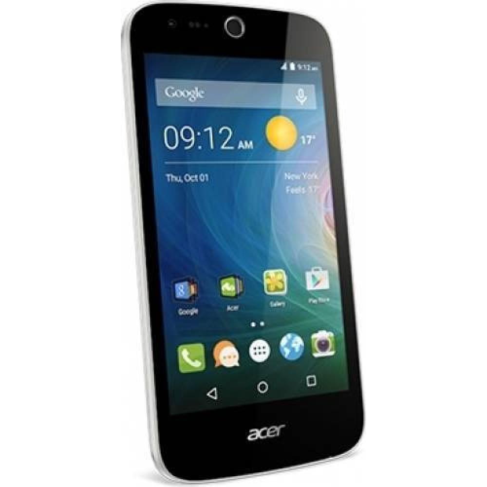 Telefon mobil Acer Liquid Z330 Dual Sim 8Gb White