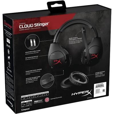 Casti gaming Kingston HyperX Cloud Stinger PC-PS4