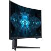 Monitor curbat QLED Samsung QHD LC32G75TQSRXEN